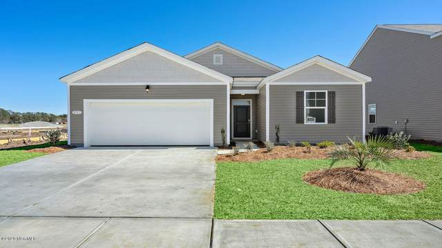 1343 Sunny Slope Circle 625 Macon B, Carolina Shores, NC 28467 (MLS #100203018) :: Courtney Carter Homes