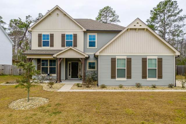 207 Spoonbill Court, Swansboro, NC 28584 (MLS #100203035) :: Frost Real Estate Team