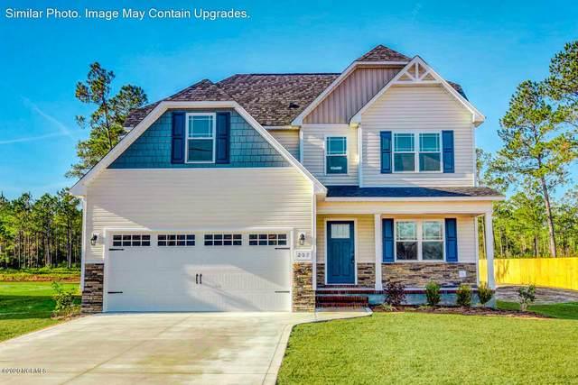 202 Holly Grove Court E, Jacksonville, NC 28540 (MLS #100203079) :: CENTURY 21 Sweyer & Associates