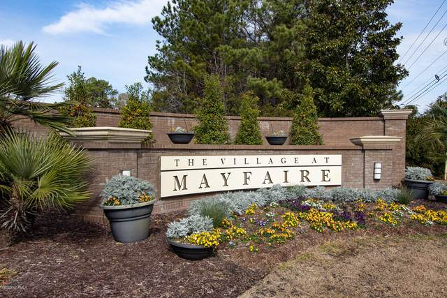 6813 Mayfaire Club Drive #207, Wilmington, NC 28405 (MLS #100203089) :: David Cummings Real Estate Team
