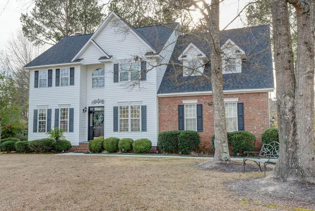 310 Royal Bluff Road, Jacksonville, NC 28540 (MLS #100203130) :: RE/MAX Essential