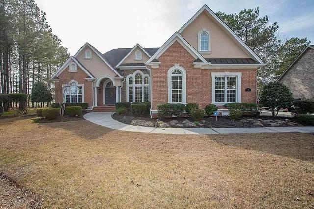 405 Crow Creek Drive NW, Calabash, NC 28467 (MLS #100203132) :: Berkshire Hathaway HomeServices Hometown, REALTORS®