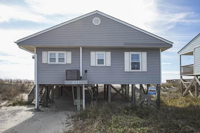 211 W Beach Drive, Oak Island, NC 28465 (MLS #100203148) :: SC Beach Real Estate