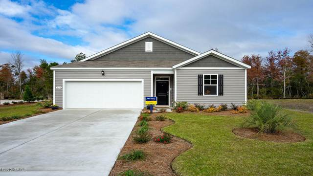 1352 Sunny Slope Circle 626 Kerry C, Carolina Shores, NC 28467 (MLS #100203190) :: Courtney Carter Homes