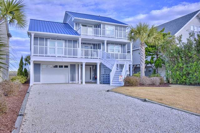 1008 N Shore Drive W, Sunset Beach, NC 28468 (MLS #100203218) :: Frost Real Estate Team