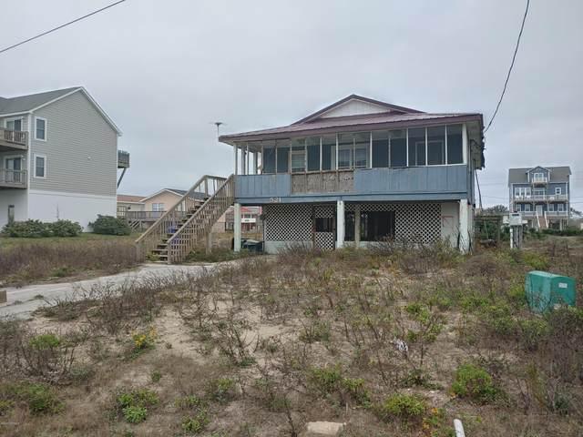 521 Ocean Drive, North Topsail Beach, NC 28460 (MLS #100203224) :: Coldwell Banker Sea Coast Advantage