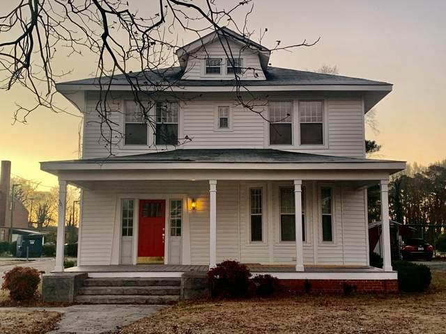 501 S Main Street, Stantonsburg, NC 27883 (MLS #100203264) :: Berkshire Hathaway HomeServices Prime Properties