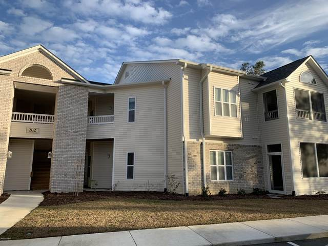 202 Fullford Lane #203, Wilmington, NC 28412 (MLS #100203287) :: Lynda Haraway Group Real Estate