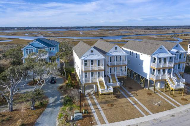 119 S Boca Bay Lane A, Surf City, NC 28445 (MLS #100203339) :: Frost Real Estate Team
