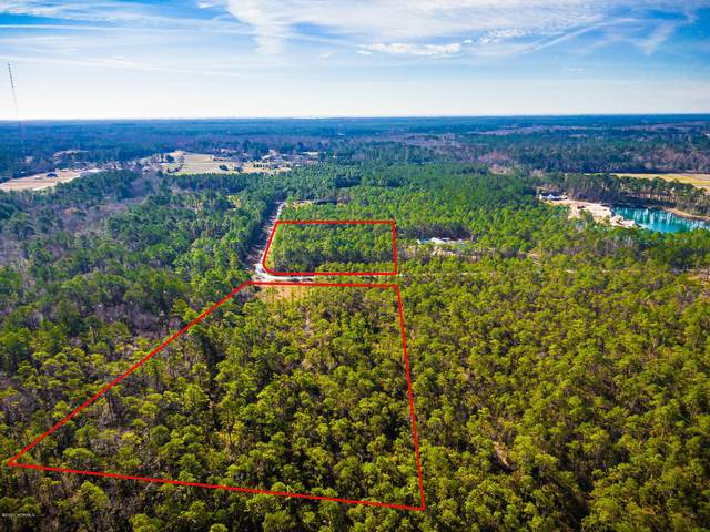 413 Rams Horn Road, Newport, NC 28570 (MLS #100203355) :: Lynda Haraway Group Real Estate