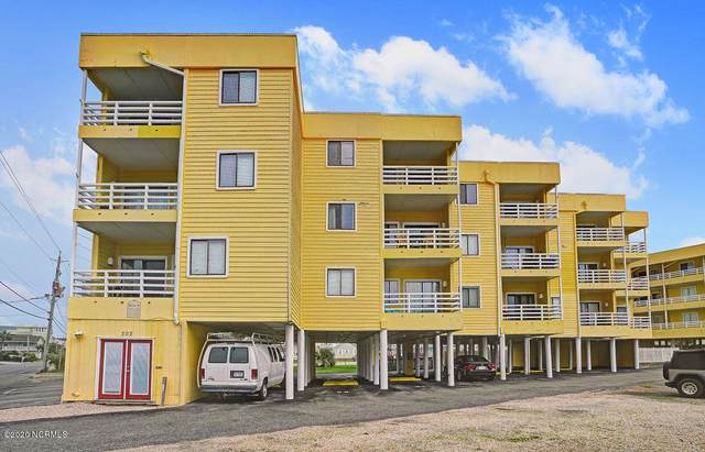 302 Canal Drive #35, Carolina Beach, NC 28428 (MLS #100203362) :: Frost Real Estate Team