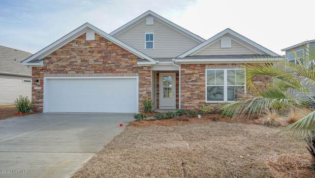1338 Sunny Slope Circle 628 Clifton D, Carolina Shores, NC 28467 (MLS #100203367) :: Courtney Carter Homes