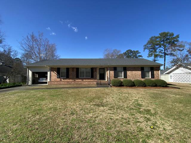 2308 Hardee Road, Kinston, NC 28504 (MLS #100203448) :: Courtney Carter Homes