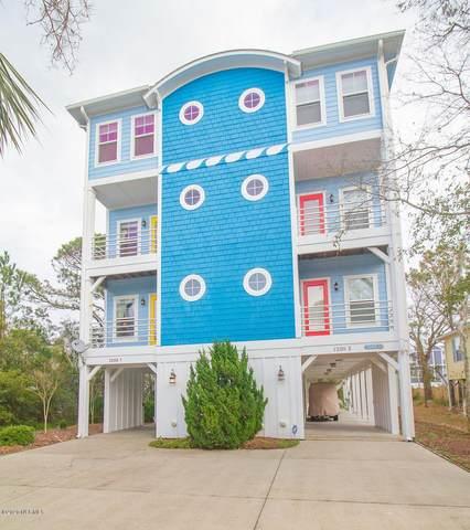 1205 Swordfish Lane #1, Carolina Beach, NC 28428 (MLS #100203468) :: Lynda Haraway Group Real Estate