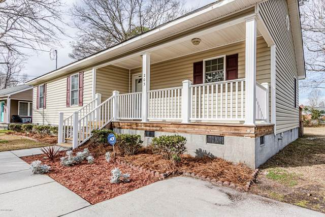 203 Westminister Drive, Jacksonville, NC 28540 (MLS #100203530) :: RE/MAX Essential