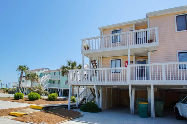 1100 S Fort Fisher Boulevard S #1601, Kure Beach, NC 28449 (MLS #100203580) :: Thirty 4 North Properties Group