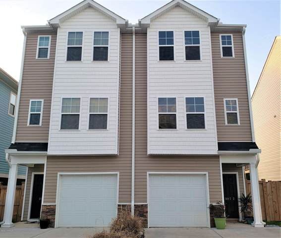 807 Blanche Avenue #2, Carolina Beach, NC 28428 (MLS #100203584) :: Coldwell Banker Sea Coast Advantage