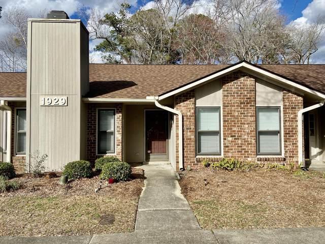 1929 Quail Ridge Road D, Greenville, NC 27858 (MLS #100203642) :: Lynda Haraway Group Real Estate