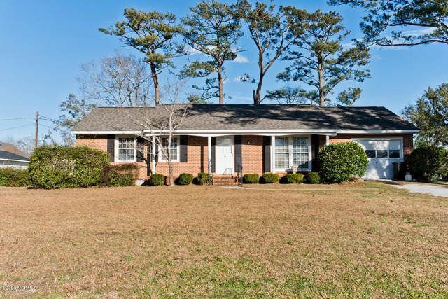 303 Yaupon Drive, Cape Carteret, NC 28584 (MLS #100203680) :: Courtney Carter Homes