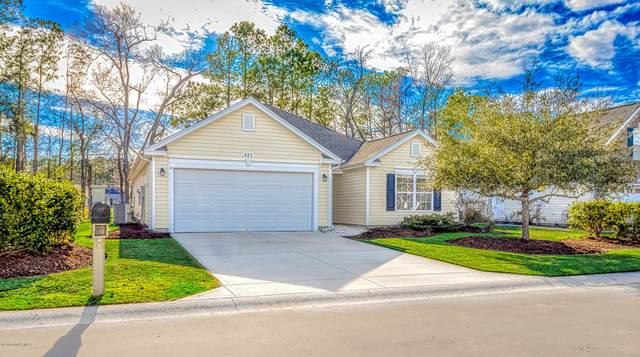 867 Corn Planters Circle, Carolina Shores, NC 28467 (MLS #100203723) :: Courtney Carter Homes