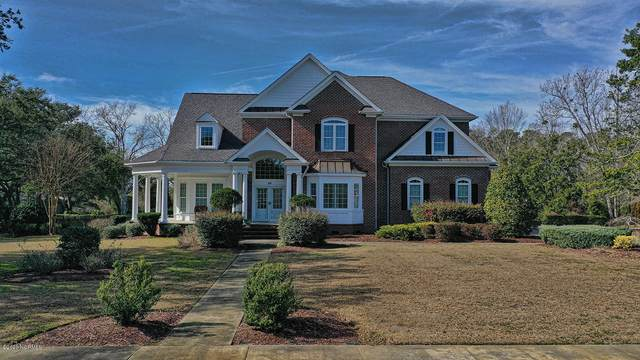210 Glenn Abby Drive, Morehead City, NC 28557 (MLS #100203758) :: Frost Real Estate Team