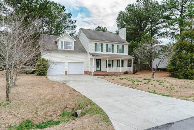 117 Batchelor Trail, Jacksonville, NC 28546 (MLS #100203759) :: Vance Young and Associates
