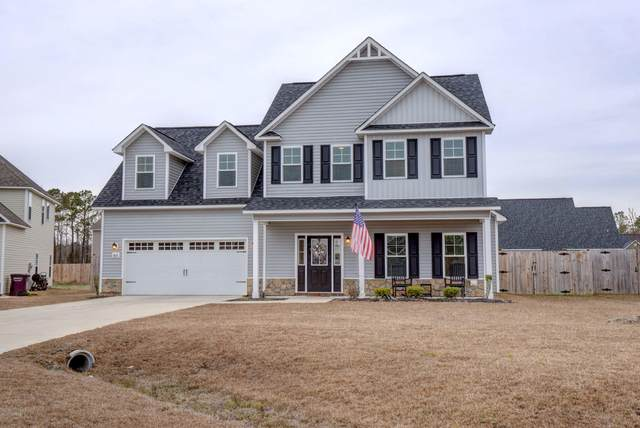 802 Cross Wind Court, Sneads Ferry, NC 28460 (MLS #100203773) :: Frost Real Estate Team