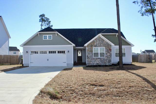 712 Addor Drive, Richlands, NC 28574 (MLS #100203779) :: Courtney Carter Homes
