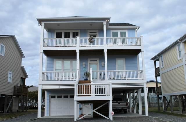 214 Brunswick Avenue W, Holden Beach, NC 28462 (MLS #100203781) :: Coldwell Banker Sea Coast Advantage