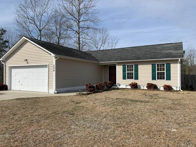 204 Victory Way, Jacksonville, NC 28540 (MLS #100203815) :: The Keith Beatty Team