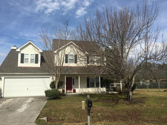 651 Hickory Branches Drive, Belville, NC 28451 (MLS #100203829) :: The Bob Williams Team