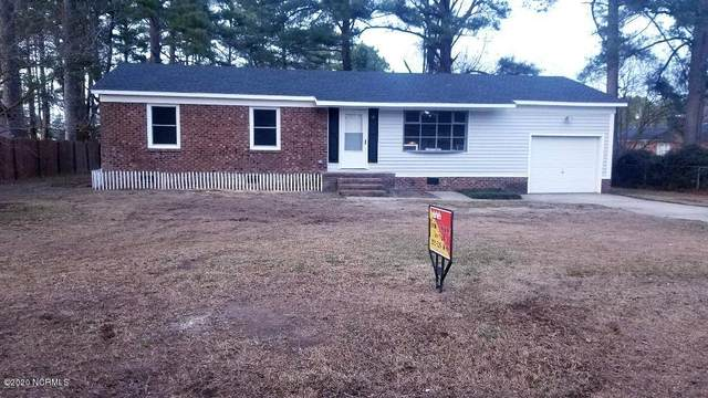 2004 Truman Avenue, Kinston, NC 28501 (MLS #100203842) :: Courtney Carter Homes