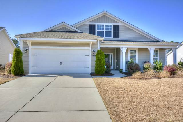 675 E Chatman Drive NW, Calabash, NC 28467 (MLS #100203914) :: Donna & Team New Bern