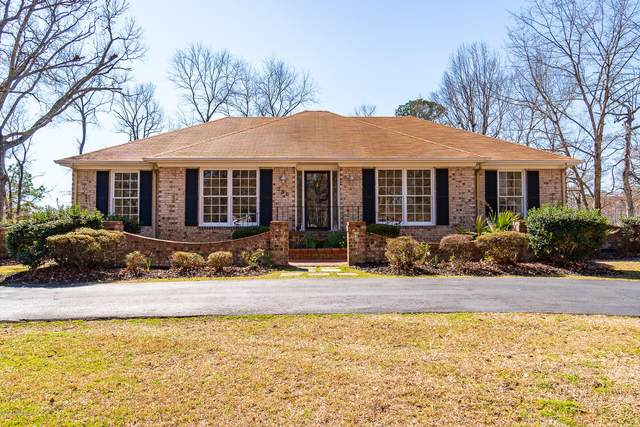 286 Shoreline Drive, New Bern, NC 28562 (MLS #100204026) :: CENTURY 21 Sweyer & Associates