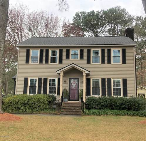 905 Oak Forest Drive NW, Wilson, NC 27896 (MLS #100204080) :: Castro Real Estate Team