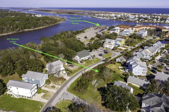 309 Spencer Farlow Drive, Carolina Beach, NC 28428 (MLS #100204120) :: Coldwell Banker Sea Coast Advantage