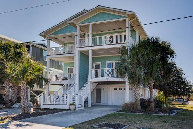 607 Alabama Avenue B, Carolina Beach, NC 28428 (MLS #100204129) :: Coldwell Banker Sea Coast Advantage