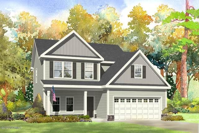 446 Jasmine Way, Burgaw, NC 28425 (MLS #100204134) :: CENTURY 21 Sweyer & Associates