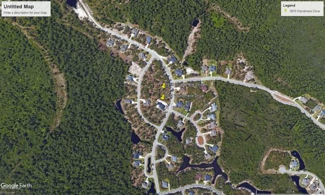 3970 Wyndmere Drive, Southport, NC 28461 (MLS #100204166) :: SC Beach Real Estate