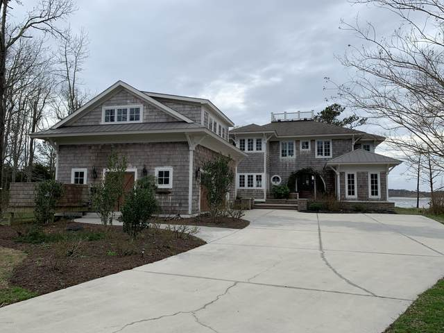 115 Staysail Lane, Beaufort, NC 28516 (MLS #100204178) :: The Keith Beatty Team