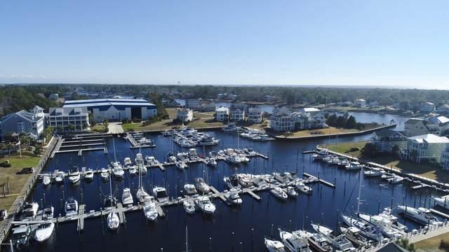 2571 St James Drive SE B2, Southport, NC 28461 (MLS #100204185) :: SC Beach Real Estate