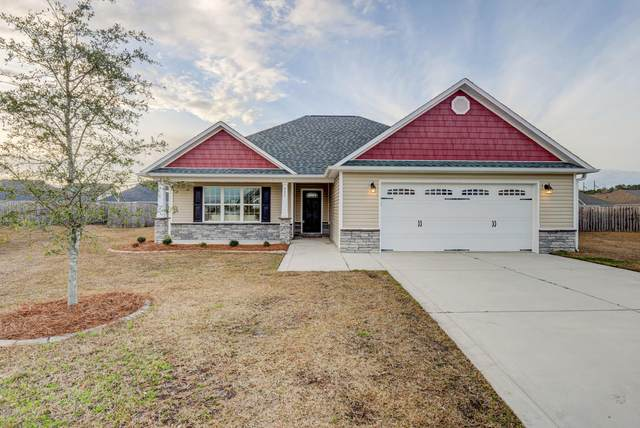 951 Dynamo Lane, Jacksonville, NC 28546 (MLS #100204216) :: Lynda Haraway Group Real Estate
