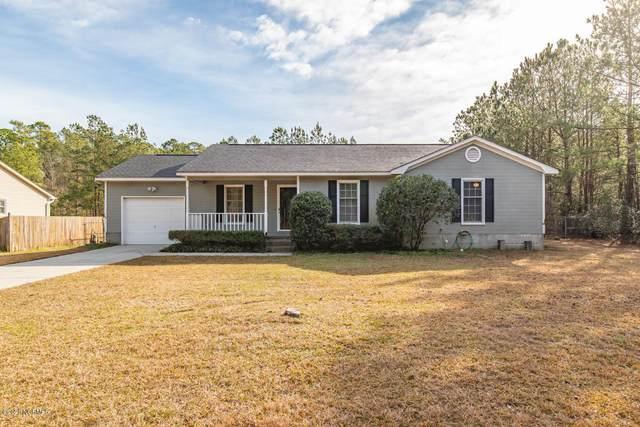 147 Liberty Park Road, Jacksonville, NC 28540 (MLS #100204219) :: Courtney Carter Homes