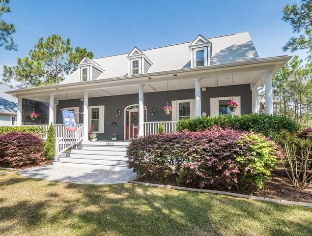 3890 Ridge Crest Drive, Southport, NC 28461 (MLS #100204250) :: Lynda Haraway Group Real Estate