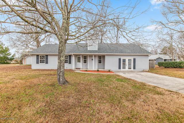 424 Singletree Drive, Jacksonville, NC 28540 (MLS #100204252) :: The Keith Beatty Team