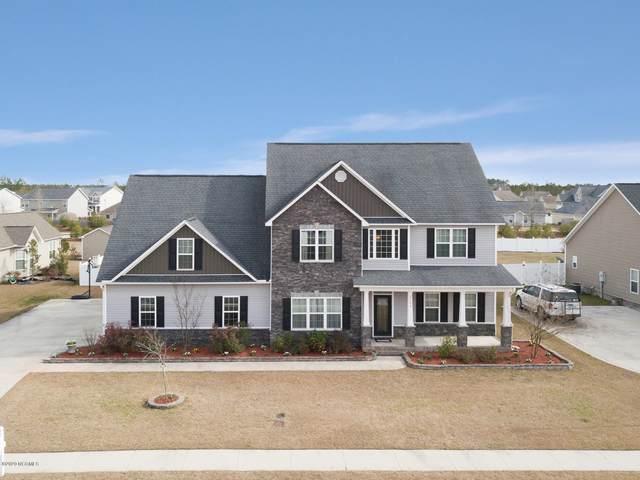 2104 Lenox Street, Jacksonville, NC 28546 (MLS #100204278) :: Lynda Haraway Group Real Estate