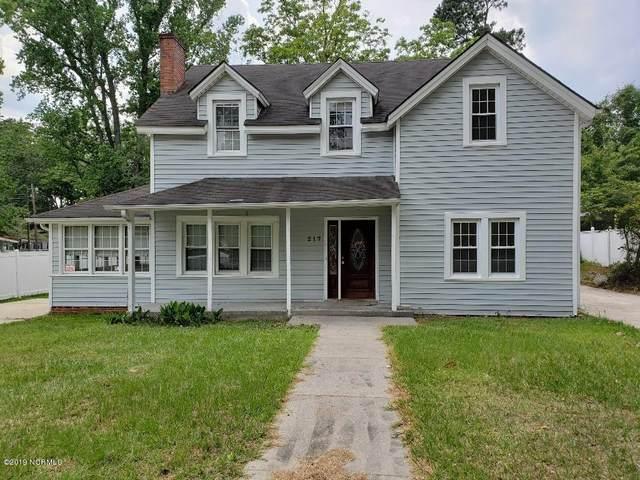 217 N Madison Street, Whiteville, NC 28472 (MLS #100204281) :: Courtney Carter Homes