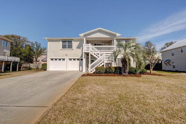 212 Peninsula Drive, Carolina Beach, NC 28428 (MLS #100204282) :: Berkshire Hathaway HomeServices Hometown, REALTORS®