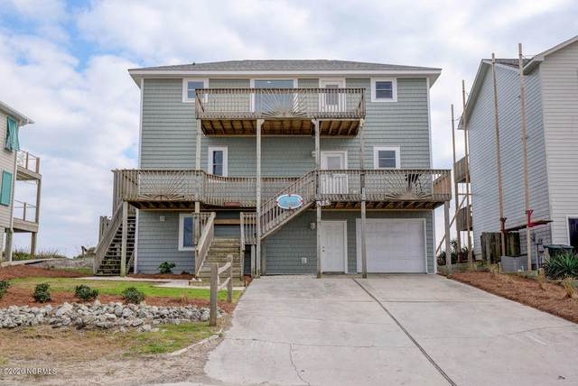 715 N Anderson Boulevard, Topsail Beach, NC 28445 (MLS #100204345) :: Vance Young and Associates