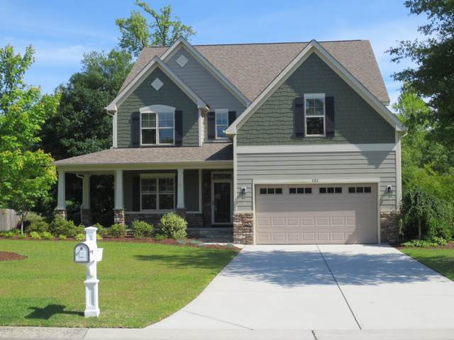 121 Little Bay Drive, Swansboro, NC 28584 (MLS #100204381) :: The Cheek Team